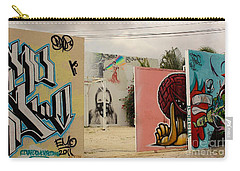 Wynwood Frame Within A Frame Carry-all Pouch