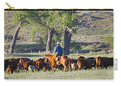 Wyoming Country Carry-all Pouch by Diane Bohna