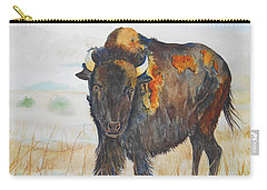 Wyoming - King Of The Prairie Carry-all Pouch