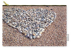 Xeriscape Heart Carry-all Pouch