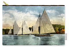 Yachting In Saugatuck Carry-all Pouch