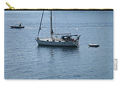 Yachts At Anchor Carry-all Pouch