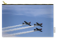 Yak 52 Tw By Three Carry-all Pouch by CJ Schmit