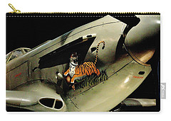 Yak 9 Tiger Carry-all Pouch by Benjamin Yeager