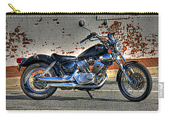 Yamaha Virago 01 Carry-all Pouch by Andy Lawless