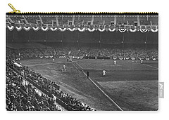Yankee Stadium Game Carry-all Pouch by Underwood Archives