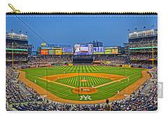 Yankee Stadium Carry-all Pouch by Jeffrey Friedkin