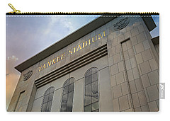 Yankee Stadium Carry-all Pouch by Stephen Stookey