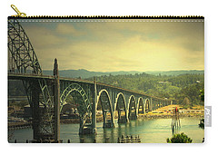Yaquina Bay Bridge Or Carry-all Pouch