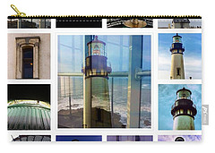 Yaquina Head Lighthouse Essence  Carry-all Pouch