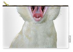 Yawning Cat Carry-all Pouch