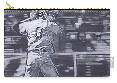 Yaz - Carl Yastrzemski Carry-all Pouch by Sean Connolly