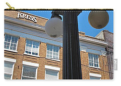 Ybor City 2010 5 Carry-all Pouch by David Beebe