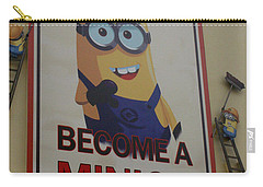 Year Of The Minions Carry-all Pouch