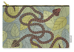 Year Of The Snake Carry-all Pouch