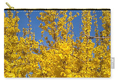 Yellow Explosion Carry-all Pouch
