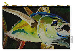 Yellow Fin Tuna Carry-all Pouch