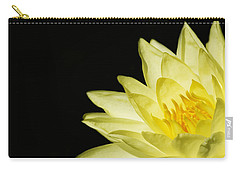 Yellow Flames Carry-all Pouch