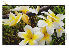 Yellow Flowers 1 Carry-all Pouch