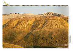 Yellow Mounds Overlook Badlands National Park Carry-all Pouch