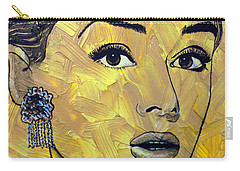 Yellow Pop Audrey Carry-all Pouch