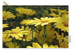 Yellow Splendor Carry-all Pouch