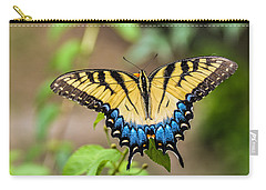 Yellow Tiger Swallowtail Carry-all Pouch