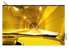 Yellow Tubes Carry-all Pouch