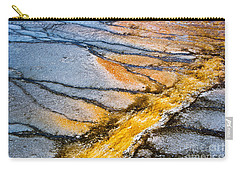 Yellowstone Abstract Carry-all Pouch