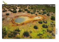 Yellowstone Hot Pool Carry-all Pouch