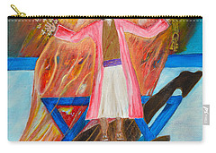 Yeshua Carry-all Pouch by Cassie Sears