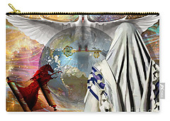 Yhwh Carry-all Pouch