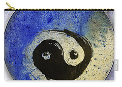 Yin Yang Painting Carry-all Pouch