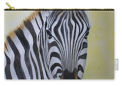 Yipes Stripes Carry-all Pouch