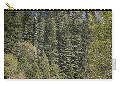 Yosemite National Park. Half Dome Carry-all Pouch by Juli Scalzi