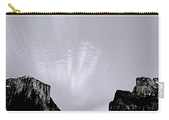 Yosemite National Park Carry-all Pouch by Shaun Higson