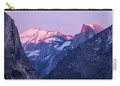 Yosemite Valley Panorama Carry-all Pouch