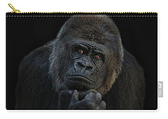 You Ain T Seen Nothing Yet Carry-all Pouch by Joachim G Pinkawa