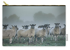 You And Ewes Army? Carry-all Pouch by Chris Fletcher