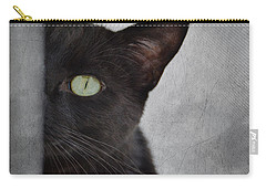 You Can't See Me Carry-all Pouch by Diane Alexander