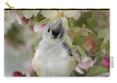 You Gotta Love Me Carry-all Pouch by Betty LaRue