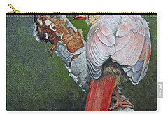 Young Cardinal  Carry-all Pouch by Ken Everett