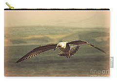 Young Gull Carry-all Pouch by Linsey Williams