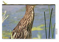 Young Heron Carry-all Pouch
