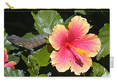 Young Iguana Carry-all Pouch