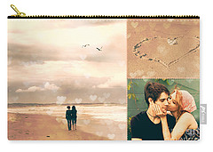 Young Love Carry-all Pouch by Linda Lees