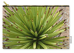 Young Yucca Carry-all Pouch