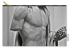 Youthful Dionysus Carry-all Pouch by RicardMN Photography