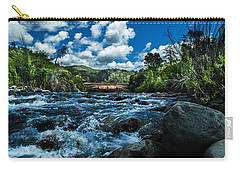 Yuba River State Park Carry-all Pouch