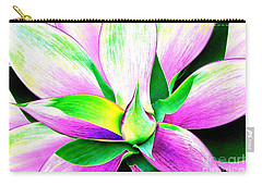 Yucca Abstract Carry-all Pouch